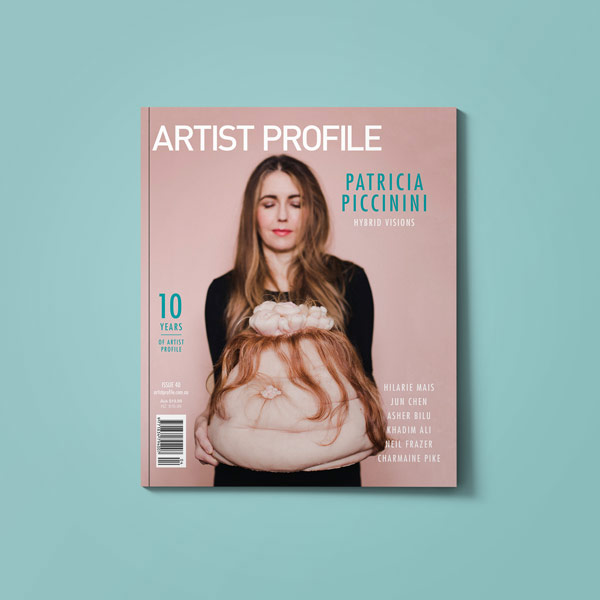 ARTIST PROFILE #40