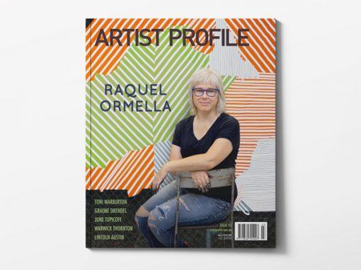 ARTIST PROFILE #43