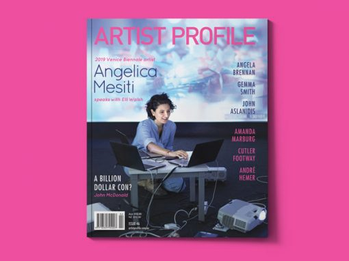 ARTIST PROFILE #46