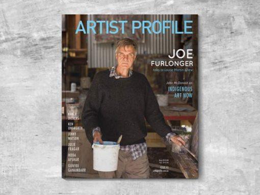 ARTIST PROFILE #45