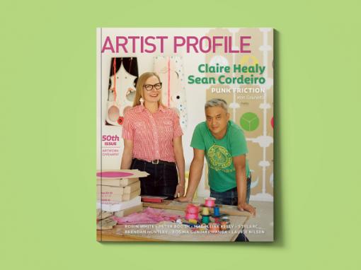 ARTIST PROFILE #50