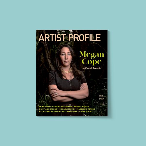 ARTIST PROFILE #56